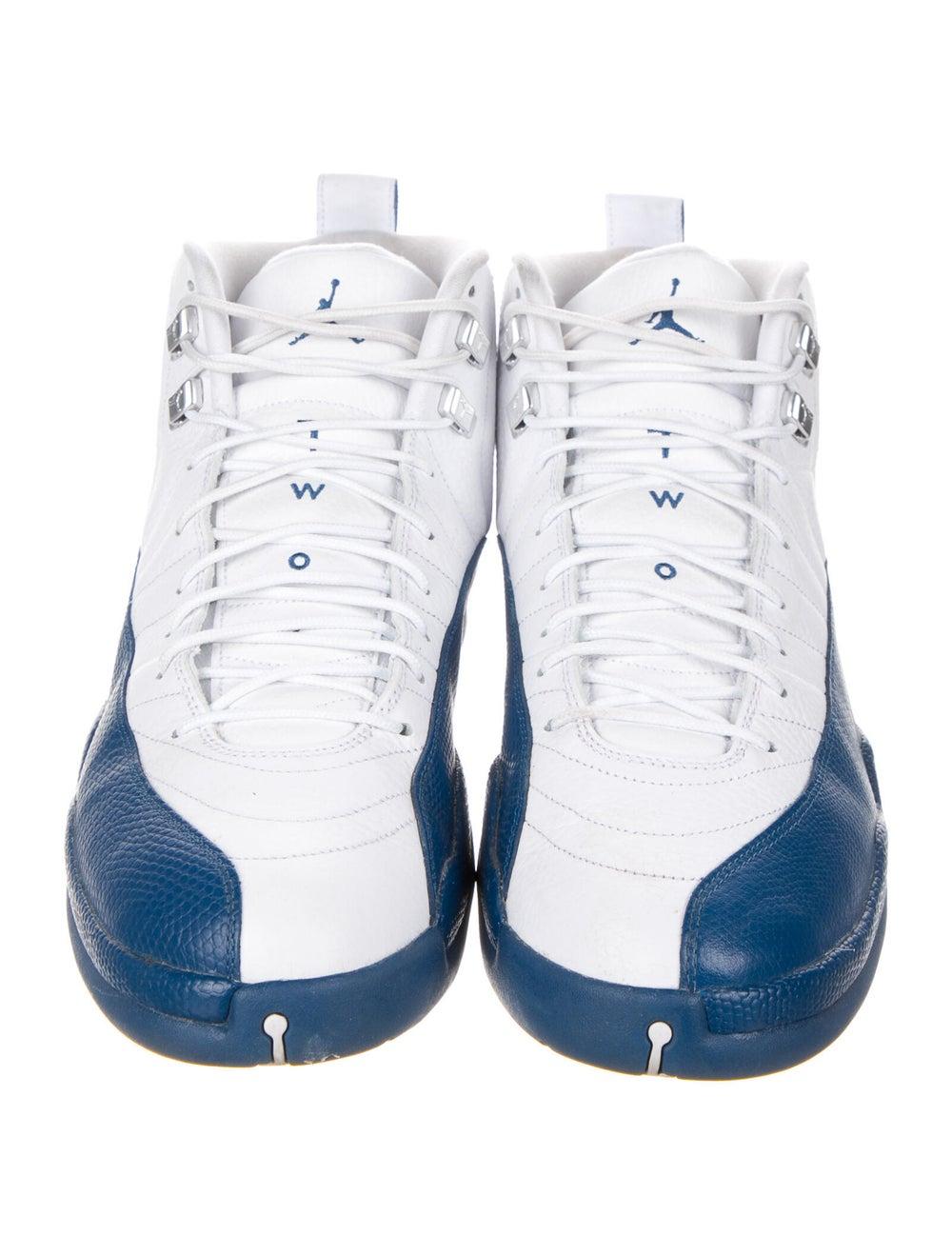 Jordan Jordan 12 Retro French Blue Sneakers Blue - image 3
