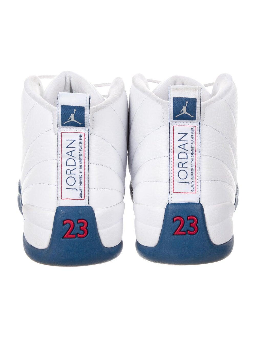 Jordan Jordan 12 Retro French Blue Sneakers Blue - image 4