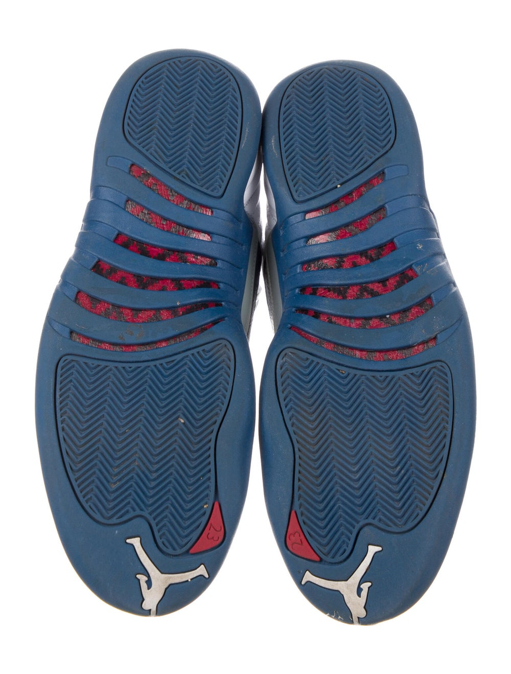 Jordan Jordan 12 Retro French Blue Sneakers Blue - image 5