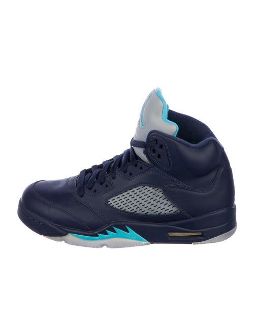 Jordan Jordan 5 Retro Pre-Grape Sneakers Blue