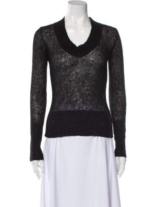 Jacquemus Turtleneck Sweater Black
