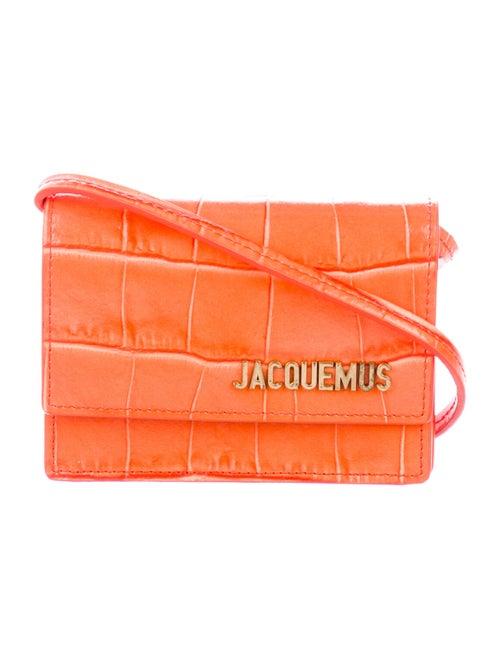 Jacquemus Le Bello Mini Bag Orange