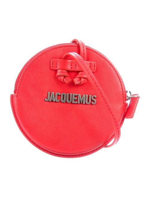 Jacquemus Le Pitchou Coin Purse Terracotta