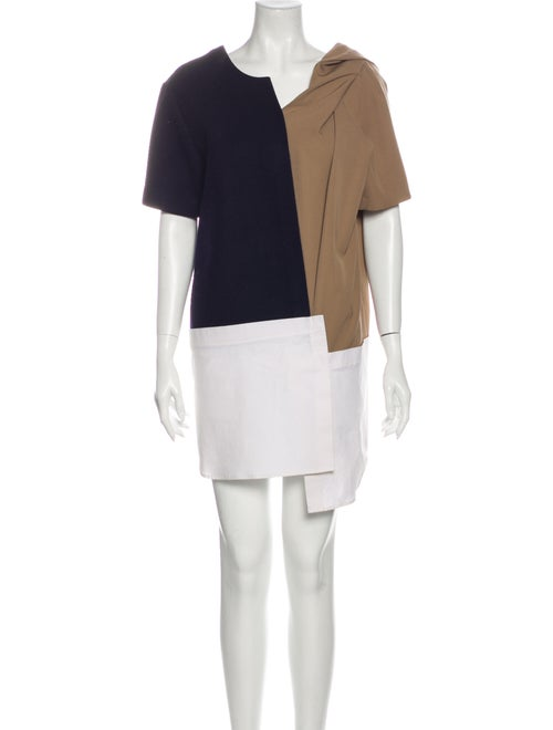 Jacquemus Wool Mini Dress Wool