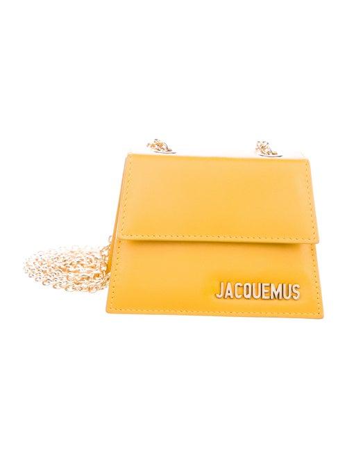 Jacquemus Le Piccolo Bag Yellow