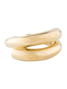 Jennifer Fisher Double Cylinder Ring