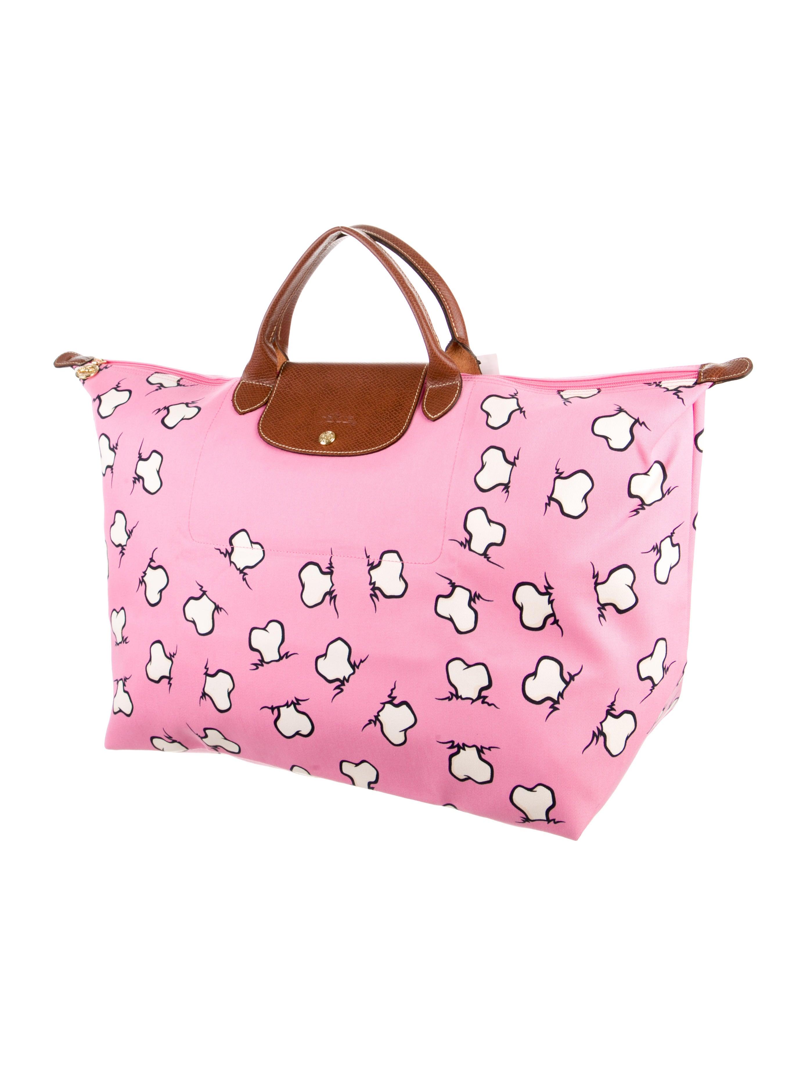 Longchamp Jeremy Scott Travel Bag