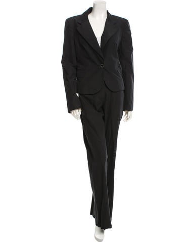 Just Cavalli Long Sleeve Pant Suit