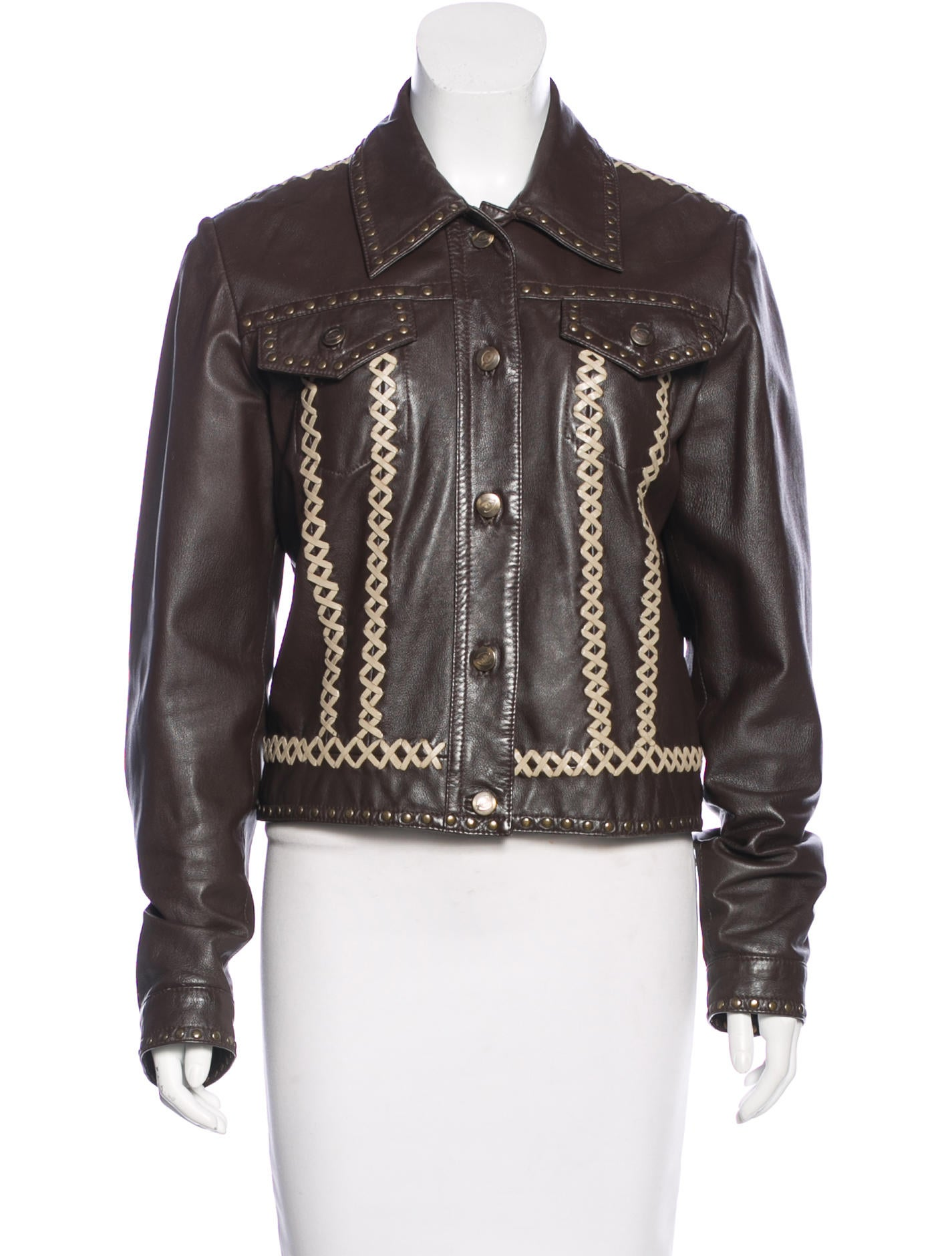 Just jeans leather jackets
