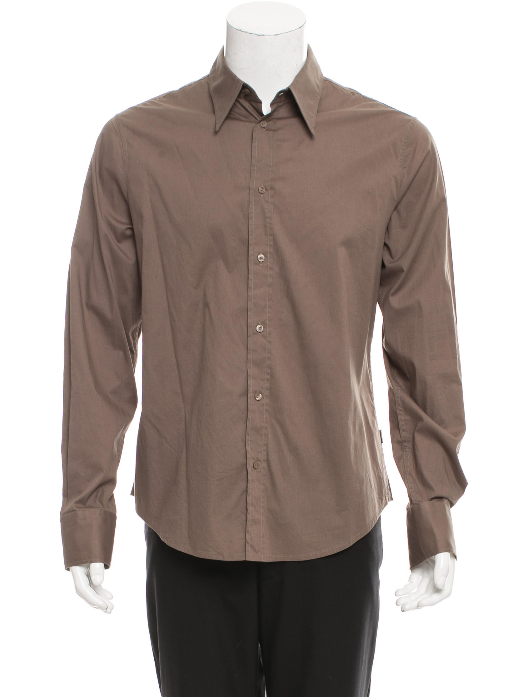 Just Cavalli Long Sleeve Button Up Shirt W Tags