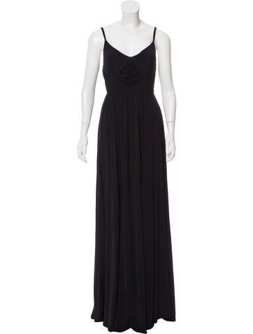 Just Cavalli Sleeveless Maxi Dress None