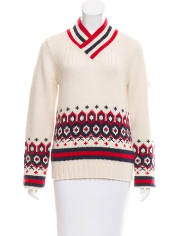Just Cavalli Long Sleeve Knit Sweater None