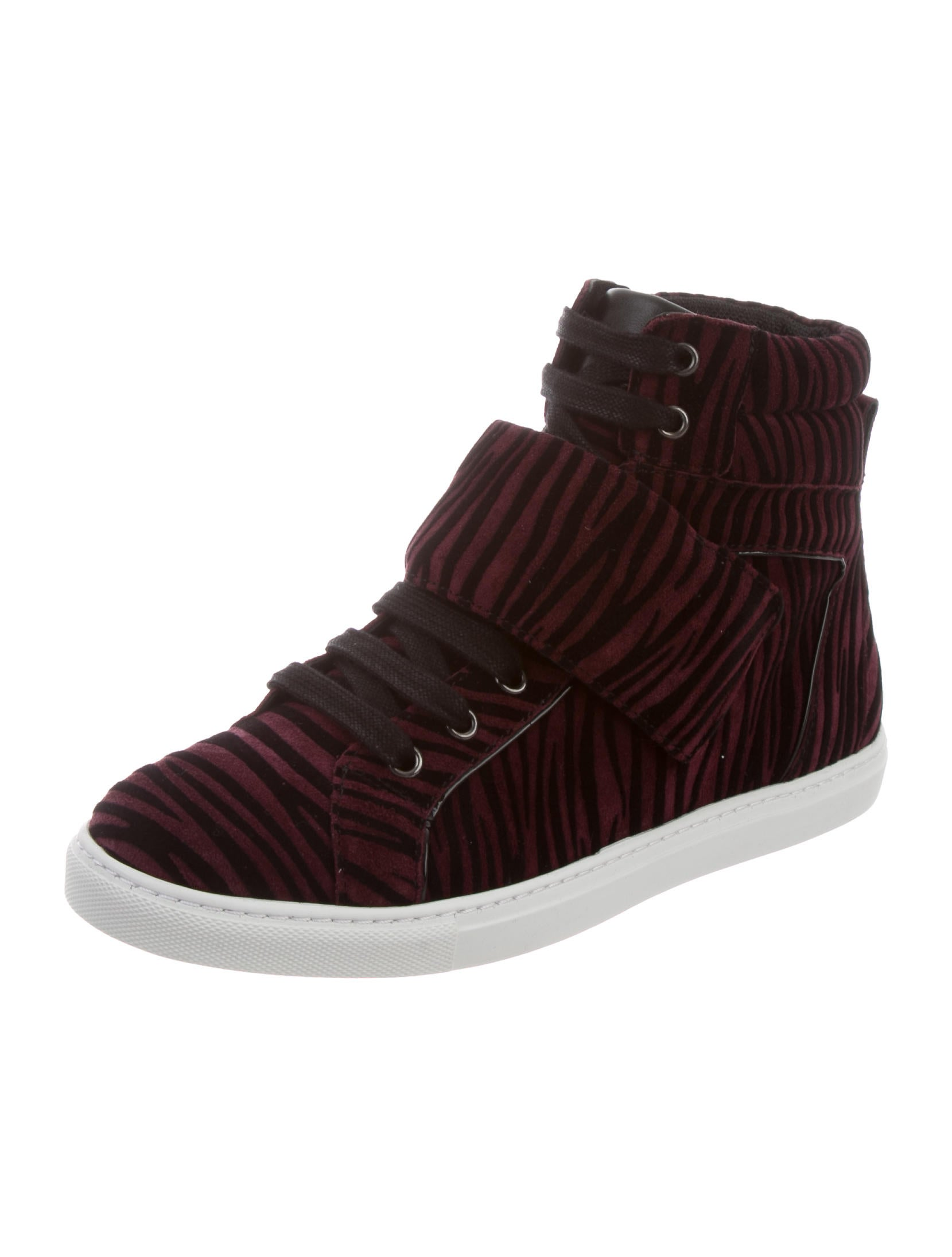 outlet visit Just Cavalli Suede High-Top Sneakers w/ Tags buy cheap low shipping fee cheap very cheap footaction cheap price clearance tumblr TzC4l4eTx