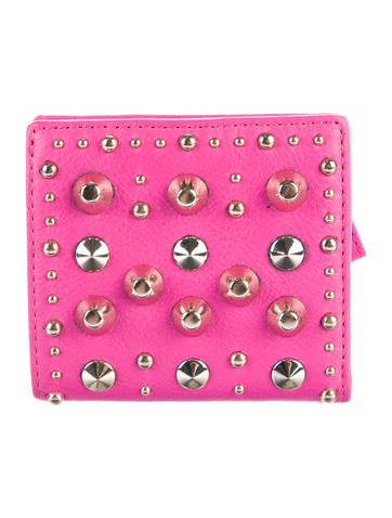 Juicy Couture Tough Girl Small Leather Wallet w/ Tags None