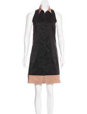 Jil Sander Navy Dress None