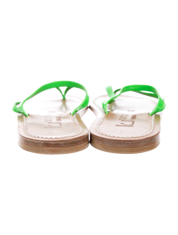 K Jacques St. Tropez Clovis Thong Sandals w/ Tags discount the cheapest tBzpFHe