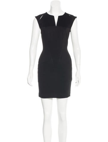 Kelly Wearstler Short Sleeve Mini Dress None