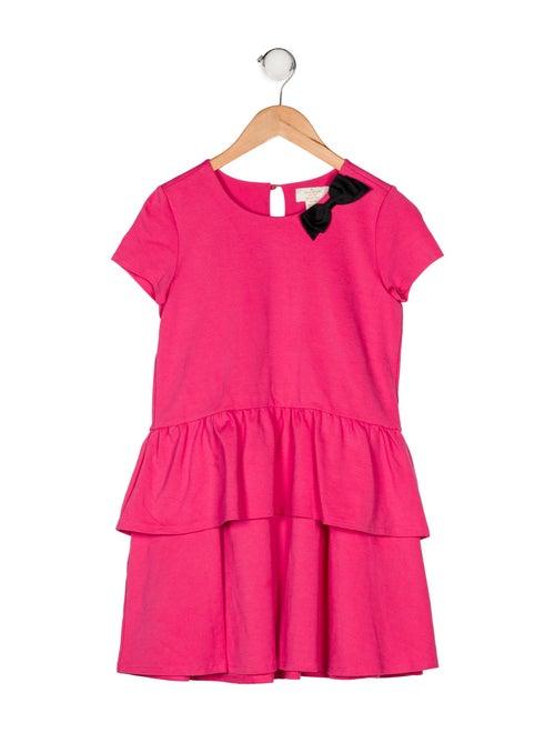 c1e4e0ab48d9b Kate Spade New York Girls' Peplum Dress - Girls - WKA102239 | The ...