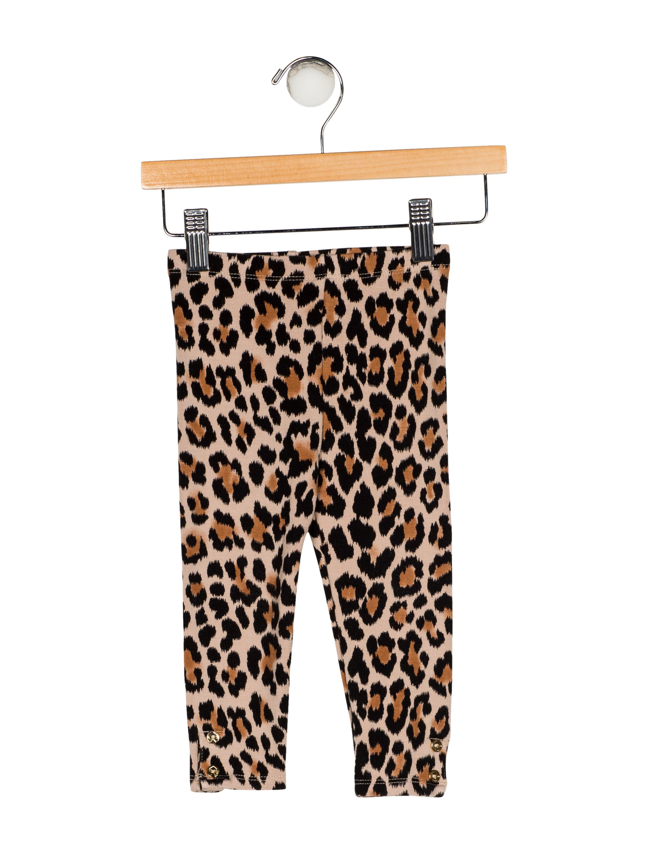 d809846ca2744 Kate Spade New York Girls' Leopard Print Leggings - Girls ...