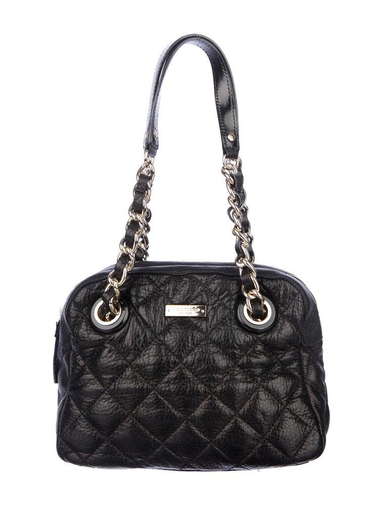 Kate Spade New York Quilted Shoulder Bag Handbags