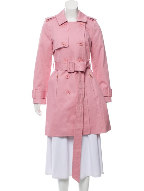 Kate Spade New York Trench Coat Pink