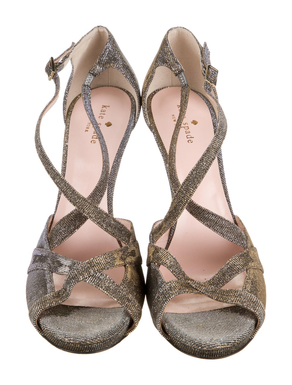 Kate Spade New York Sandals Silver - image 3