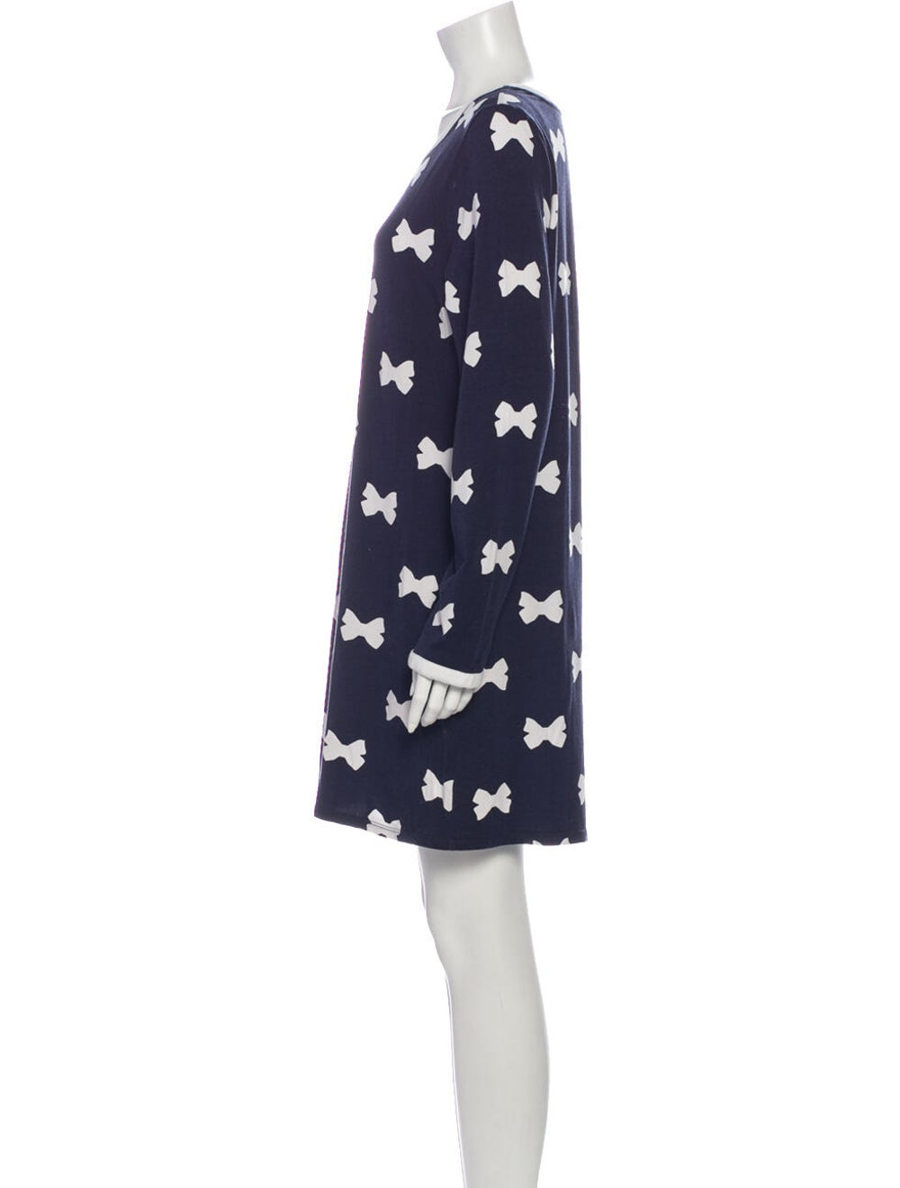 Kate Spade New York Printed Pajamas Blue - image 2