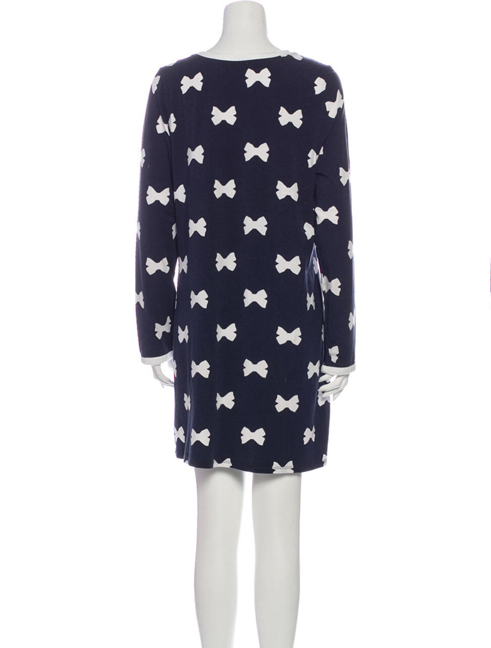 Kate Spade New York Printed Pajamas Blue - image 3