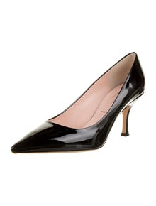 Kate Spade New York Patent Leather Pumps