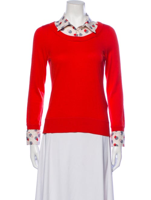 Kate Spade New York Sweater Red