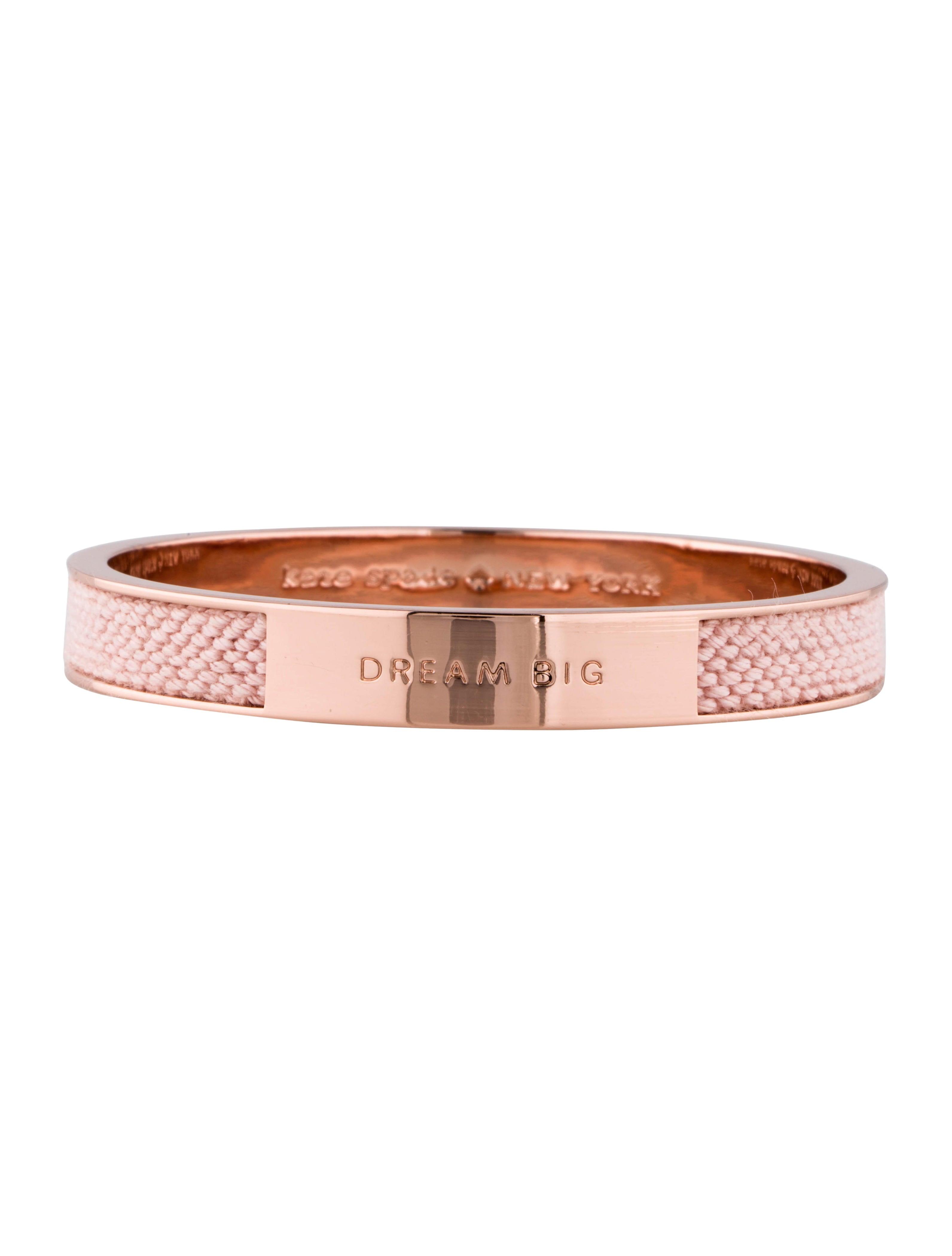 Kate Spade New York Dream Big Bangle - Bracelets - WKA31781 | The ...