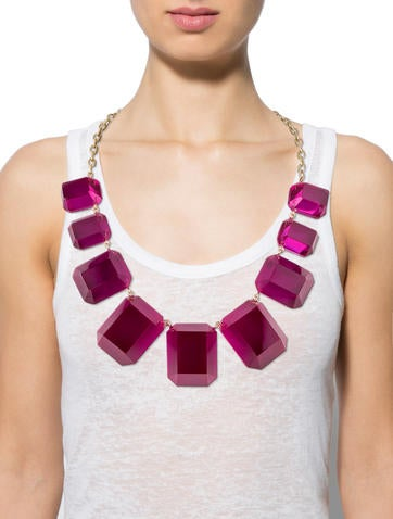 Jumbo Jewels Necklace w/ Tags