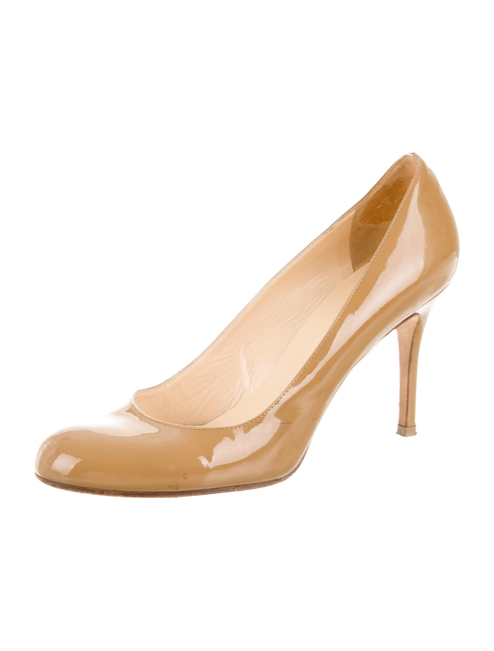 kate spade new york patent leather pumps shoes