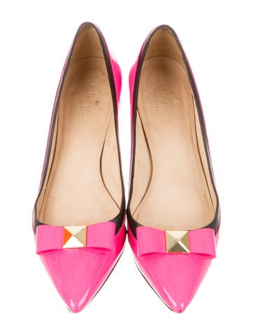Patent Leather Anika Flats
