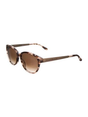 Gradient Tortoiseshell Sunglasses