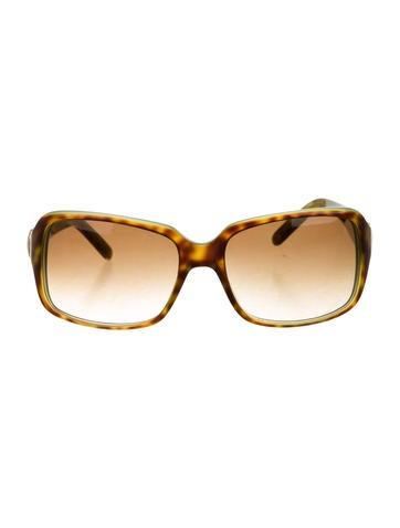 Kate Spade New York Square Acetate Sunglasses