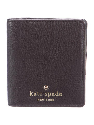 Kate Spade New York Leather Wallet None