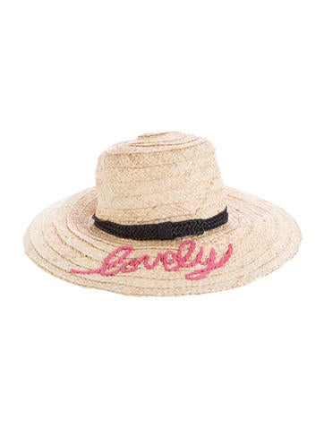Lovely Straw Hat