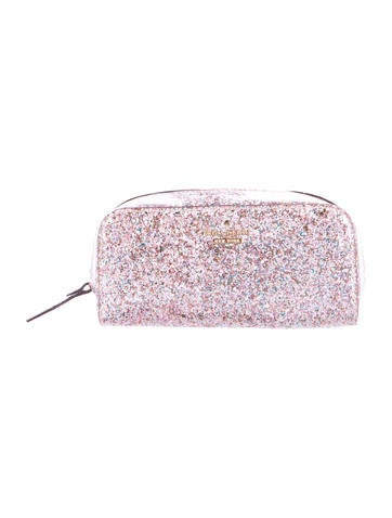 Sequin Cosmetic Pouch