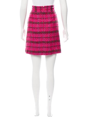 kate spade new york tweed a line skirt clothing