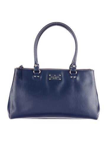 Kate Spade New York Leather Tote None
