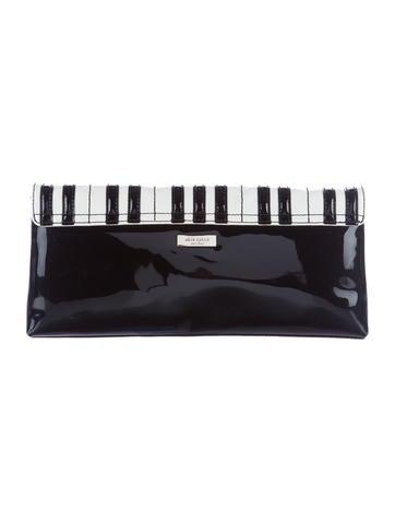 Duet Piano Clutch