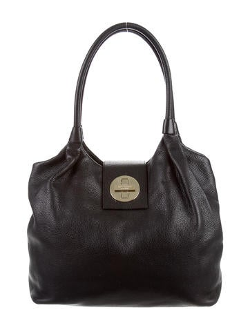 Kate Spade New York Leather Hobo None