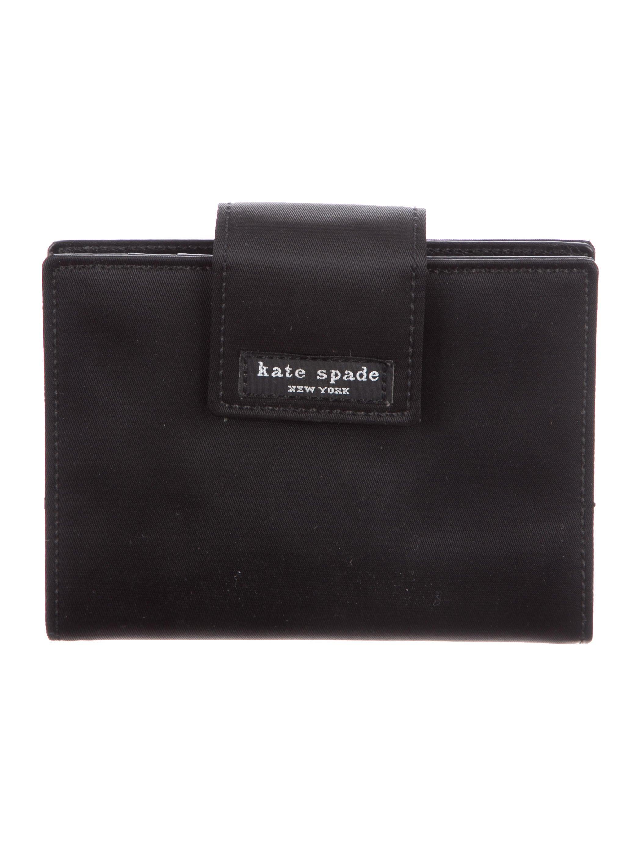 kate spade new york woven agenda cover accessories wka50129 the realreal. Black Bedroom Furniture Sets. Home Design Ideas