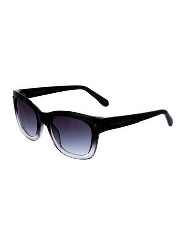Kisha Gradient Sunglasses