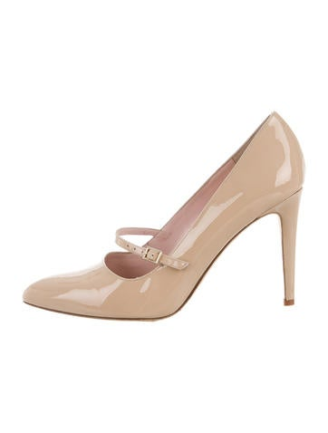 Kate Spade New York Patent Leather Pointed-Toe Pumps