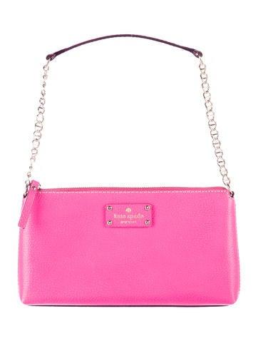 Kate Spade New York Logo-Accented Leather Shoulder Bag
