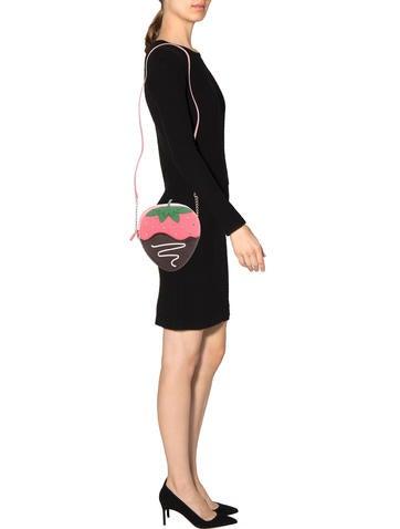 Creme De La Creme Strawberry Crossbody Bag