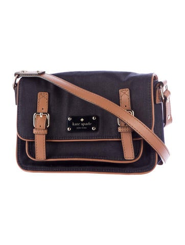 Essex Scout Denim Crossbody Bag