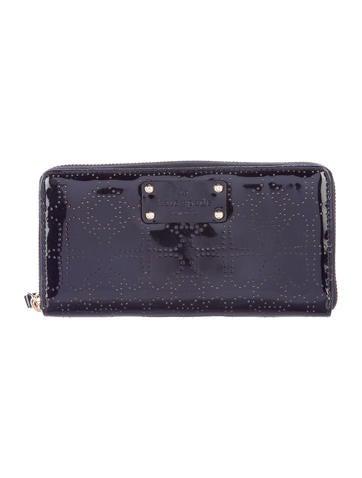 Kate Spade New York Neda Metro Spade Wallet None